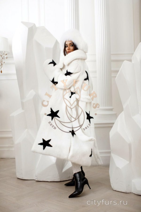 Норка «Velvet» со звёздами 2