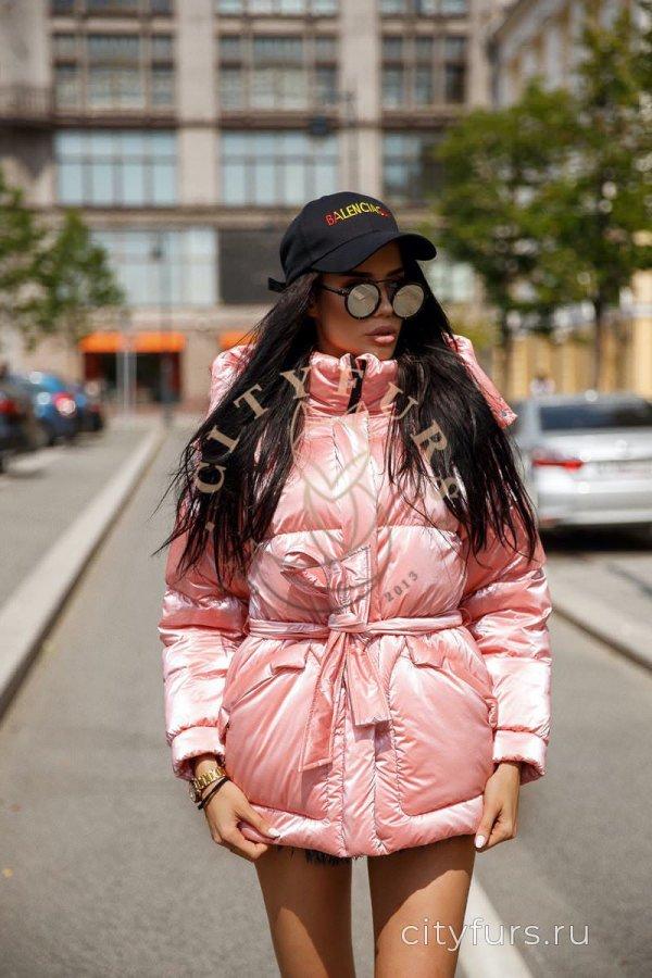 демисезонная женская куртка 2